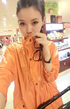 Короткая куртка IWING Повседневный стиль Тонкая модель Осень 2012