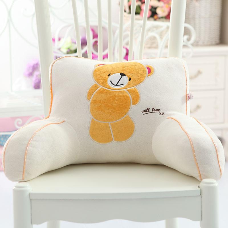Цвет: Белый медведь подушка