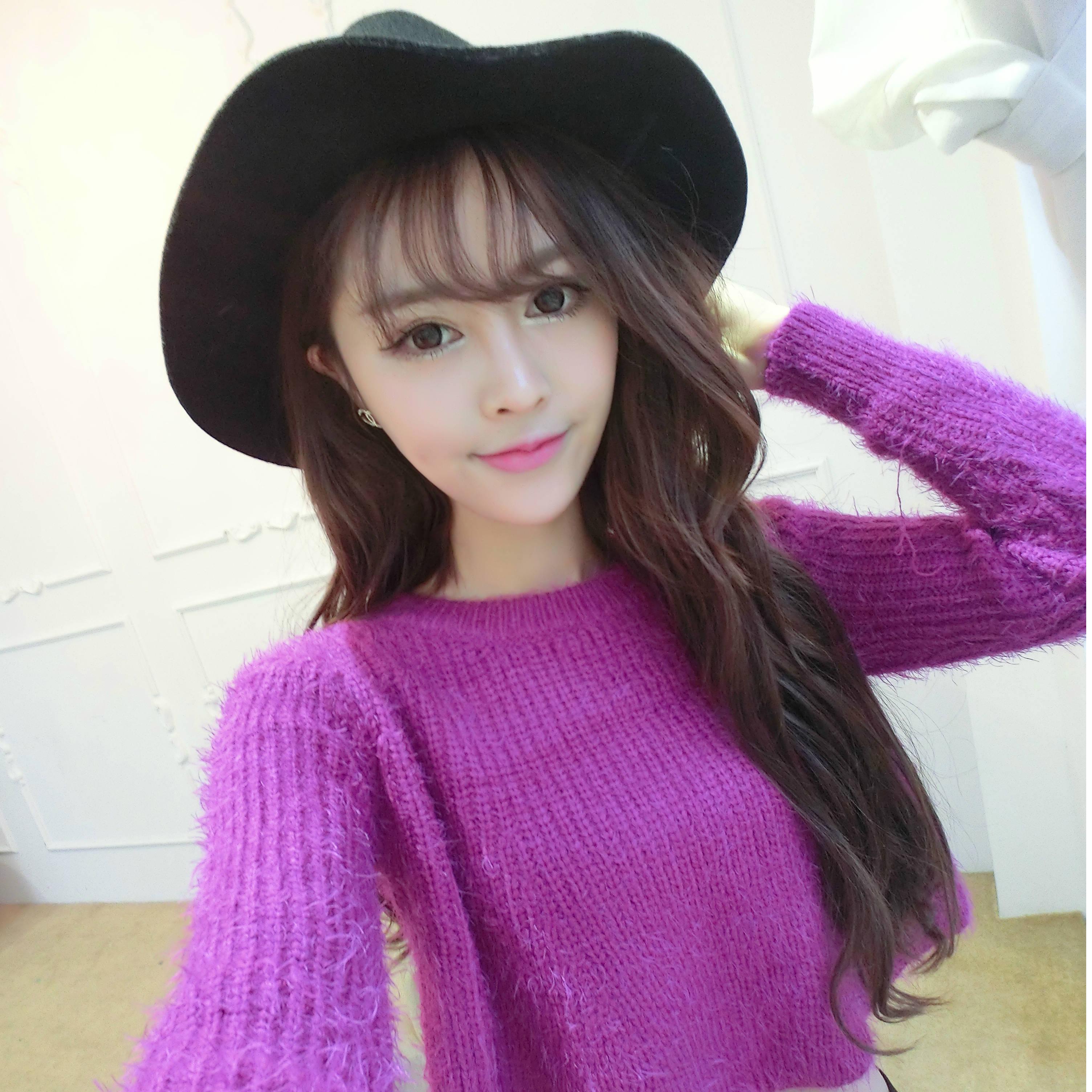 Сямэнь девушка Мясо рис zomiababy умирают Корейский сладкий ретро