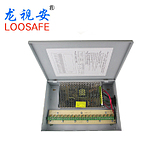 Loosafe Long as the Security 12V10A HD camera monitor power security regulator 9 Road centralized power supply professional power