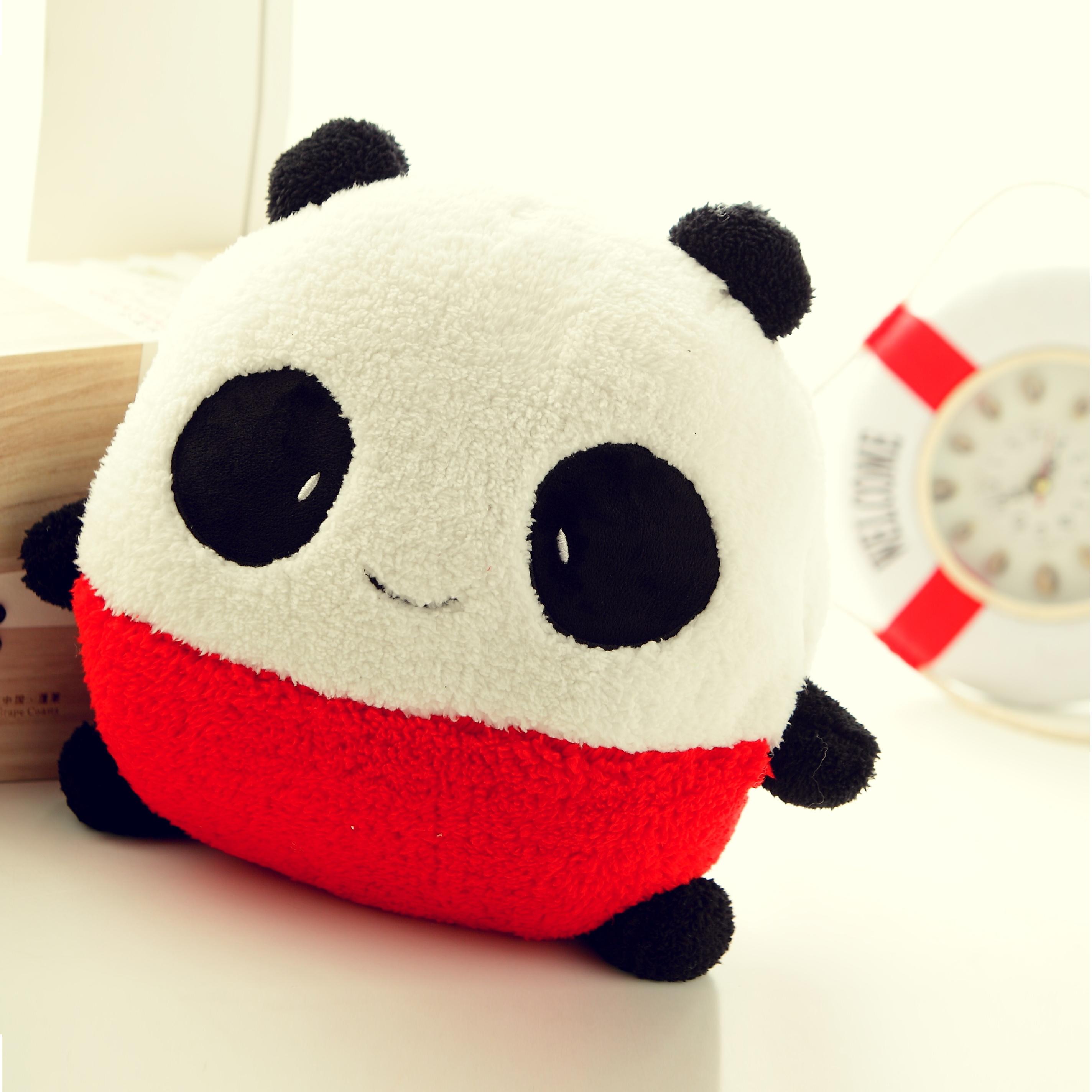 Подушки своими руками панда 85