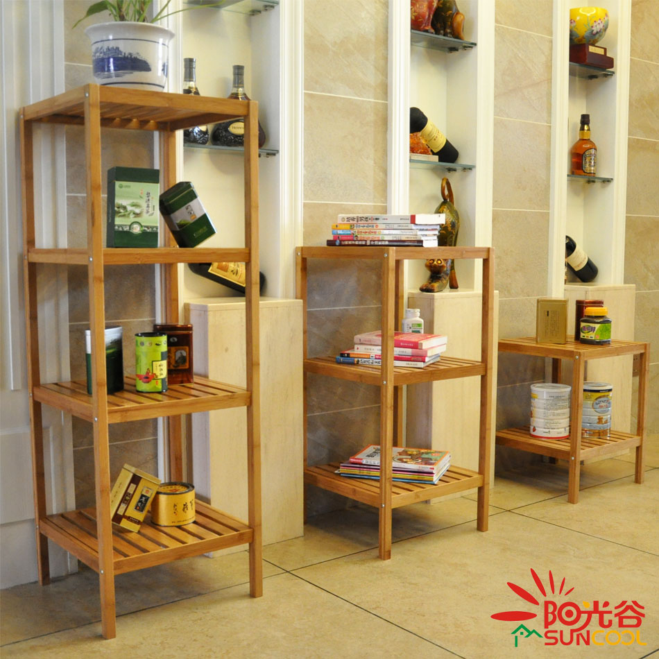 China bamboo storage rack shelf photos & pictures - made-in-.