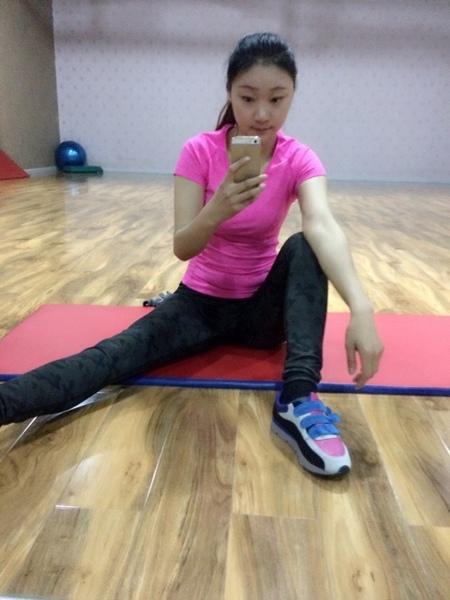 暴走的萝莉靓款 大牌简约迷彩运动瑜伽跑步健身跳操 紧身高弹长裤