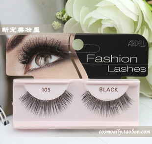 Genuine security ~ United States Ardell Ai Daier long false lashes 105# well stocked and Alice