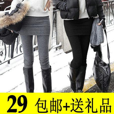 Длинные брюки