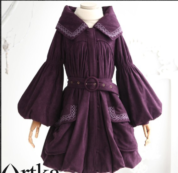 Женская утепленная куртка Приобретение artka ака * дамы супер теплое ведьма крест стежка шатер купола осенью и зимнее пальто a08127