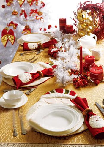 营造浪漫的白色圣诞 巧装饰点燃圣诞厨房 - danxus - D'BLOG
