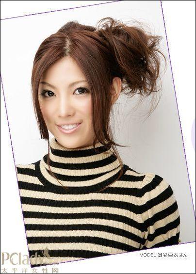 日本时尚杂志12月份最新时尚发型DIY - danxus - D'BLOG
